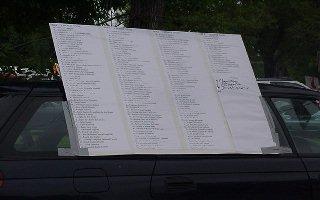 Liste des Églises participantes